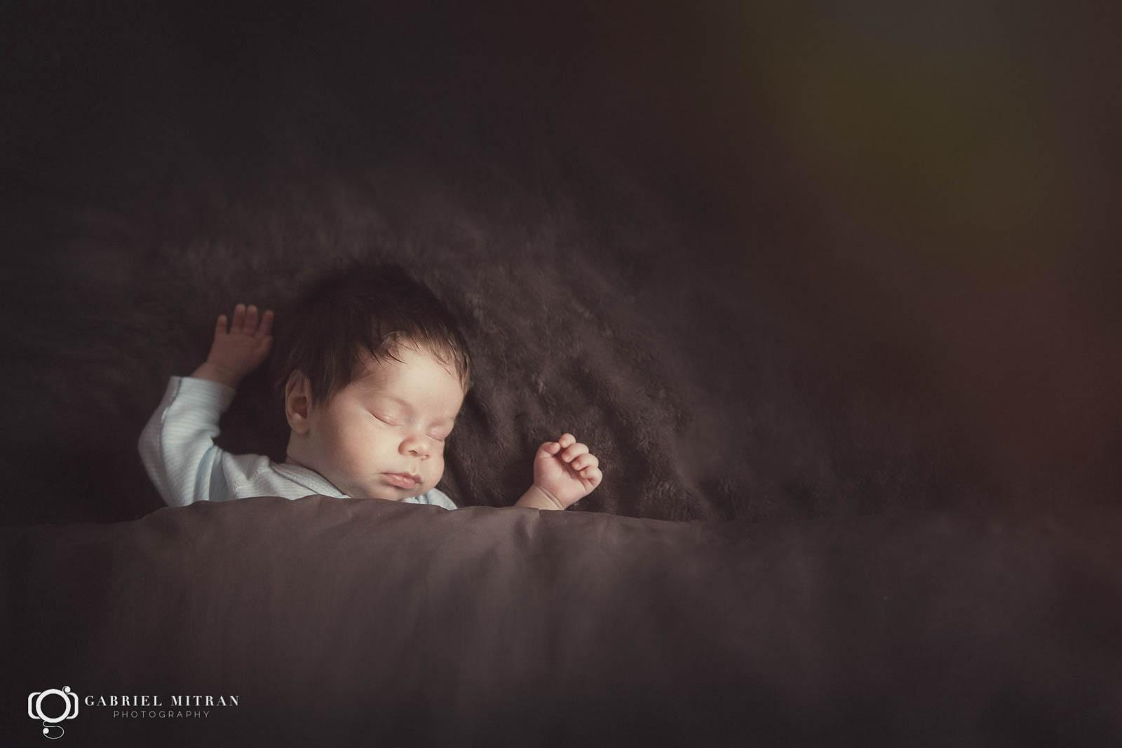 Fotograf Nunta Alexandru Stefan Ghenea Newborn Bucuresti