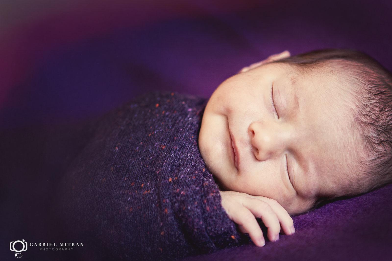 Fotograf Nunta Ares Andrei Newborn Targoviste